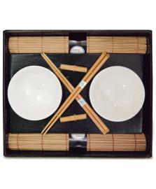 Kit para sashimi com bowls 08 peças kyoto