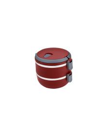 Marmita lunch box vermelha euro