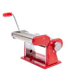 Máquina para macarrão verona vermelha brinox