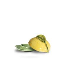Manteigueira limão scalla