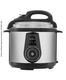 Panela de pressão elétrica 04 l agile cook cadence