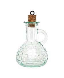 Porta azeite olivia com tampa de rolha 220 ml bormioli rocco