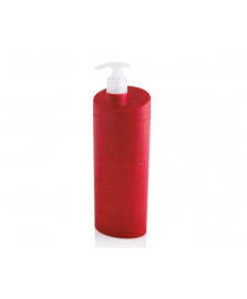 Porta detergente glub 550 ml vermelho