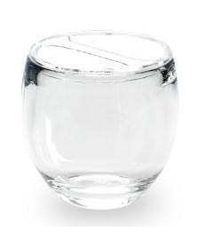 Porta escovas droplet transparente umbra