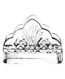 Porta guardanapos cristal dublin lyor