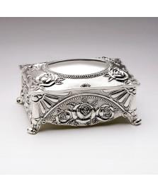 Porta jóia 19,5 cm prestige