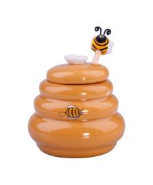 Porta mel com colher abelhinha joie