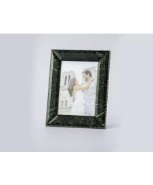 Porta retrato marmore verde 10 x 15 cm lyor