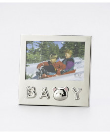 Porta retrato pink baby bear 10 x 15 cm lyor