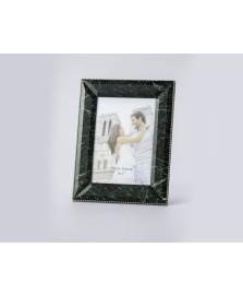 Porta retrato marmore verde 15 x 20 cm lyor