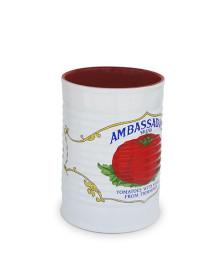 Porta utensilios lata ambassador 1,3 lt ceraflame