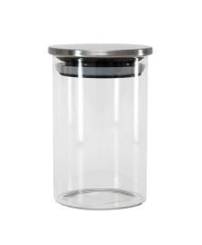 Pote para tempero de vidro 300 ml belle maison