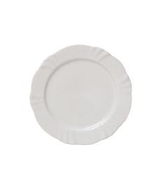 Prato para sobremesa 23 cm soleil white oxford