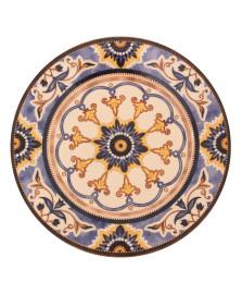 Prato raso mônaco esmirna de cerâmica porto brasil