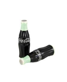 Saleiro e pimenteiro coke coca cola