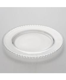 Sousplat cristal 31.5 cm pearl wolff
