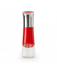 Spray azeite 20 cm acrilico tritan vermelho savora