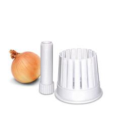 Suporte para fatiar cebola plástico branco