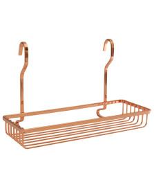 Suporte retangular p/ cozinha aço rosé gold future