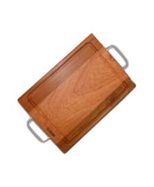 Tábua para corte 38,5 x 28,5 cm wood designs