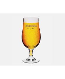 Taca para cerveja pilsen munique 380ml bohemia