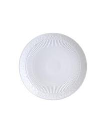 Travessa de Porcelana New Bone Angel Branco 30 cm Lyor
