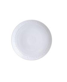Travessa de Porcelana New Bone Angel Branco 35 cm