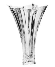 Vaso florale 36 cm cristal bohemia