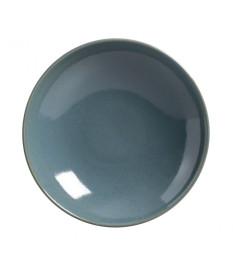 Prato fundo coup stoneware lazuli porto brasil