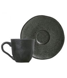 Jogo de xicaras para cafe organico ash porto brasil
