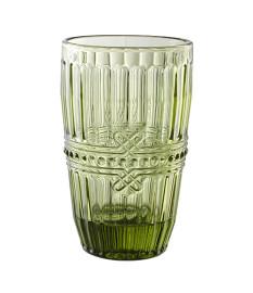Jogo de 06 copos fratello verde 355ml l'hermitage