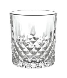Jogo De 6 Copos Vidro Para Whisky Spear 325Ml Bon Gourmet