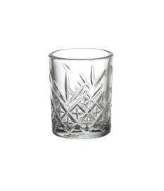 Jogo de 4 copospara shot timeless em vidro 60 ml pasabahce